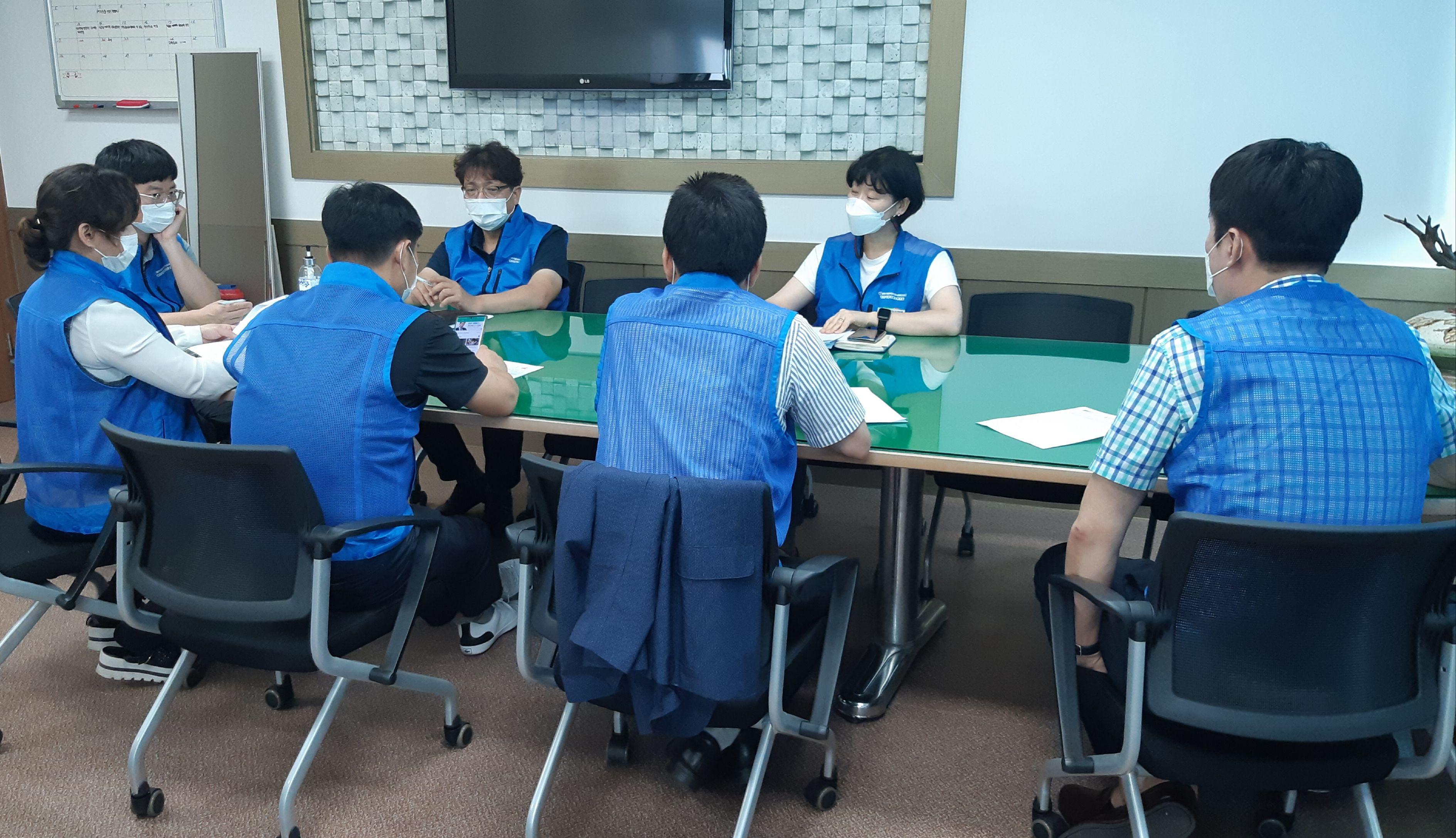 경공노 제5차 운영위원회